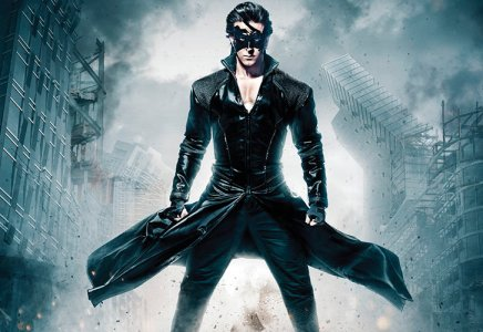 Krrish Wears his jacket