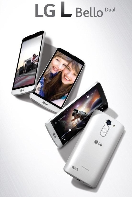 LG L Bello for rs.18,500