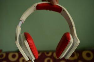 Portronics Quads Over the ear Headphones
