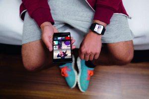 Sony Smart Watch 3