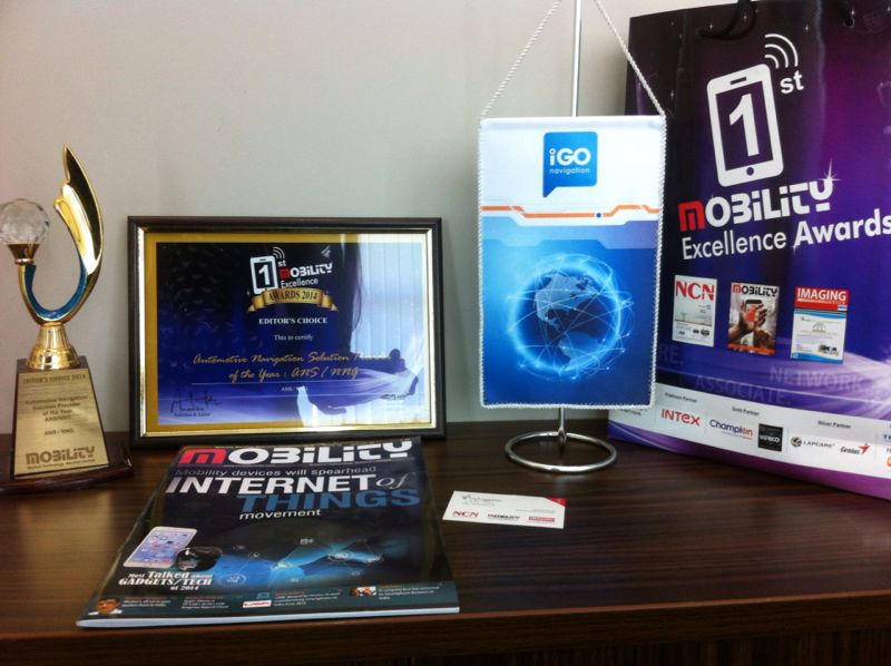 NNG ANS Mobility Award