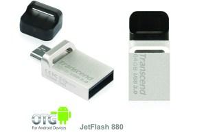 Transcend JF880 USB-OTG Pendrive