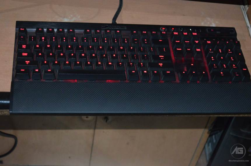 Corsair K70 Red