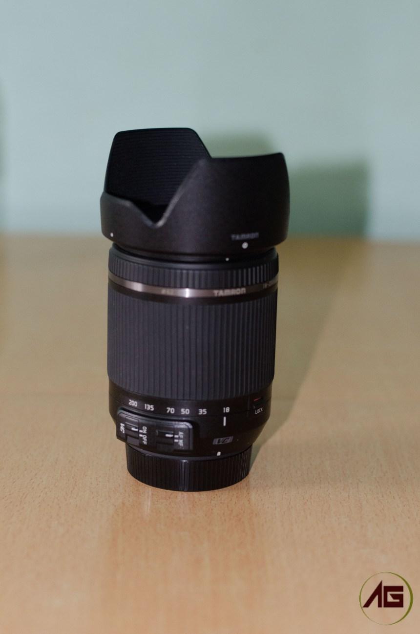 Sigma 18-200m F/3.5 - 6.3 Lens