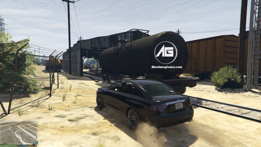 GTX 1070 Founders Edition GTA V gameplay
