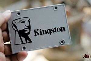 Kingston UV400 480GB SSD