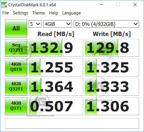Seagate ST1000LX015 1TB Laptop Hybrid Hard Drive Inside Asus FX504 Benchmark