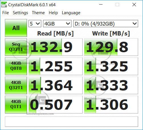 Seagate ST1000LX015 1TB Laptop Hybrid Hard Drive Inside Asus FX504 Benchmark
