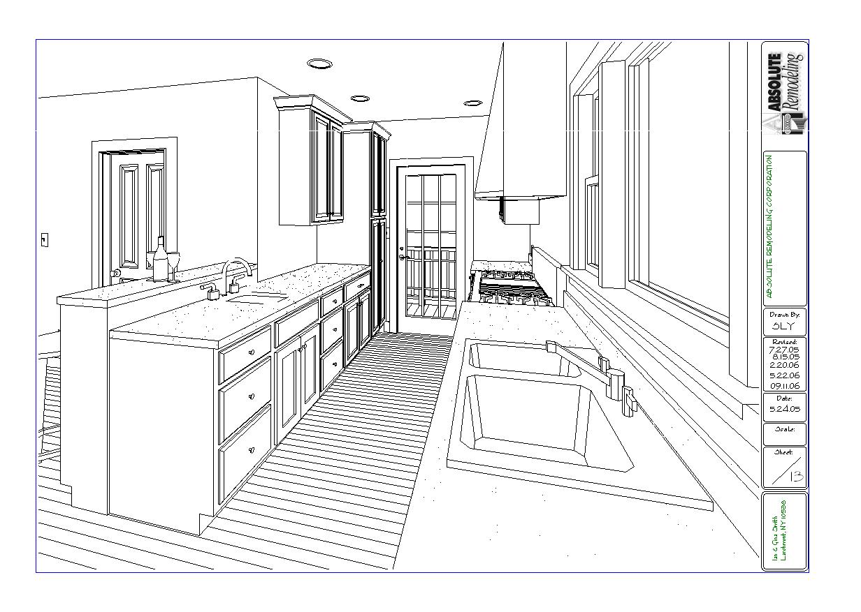 17 Surprisingly Kitchen Plan View