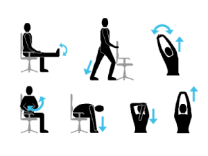 A QUICK CHECKLIST TO REDUCE BACK PAIN WHILE AT WORK