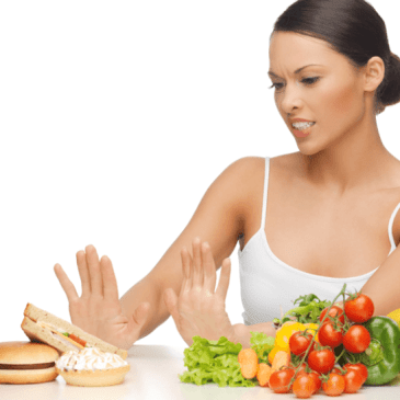 Healthy diet for a healthy mind and body