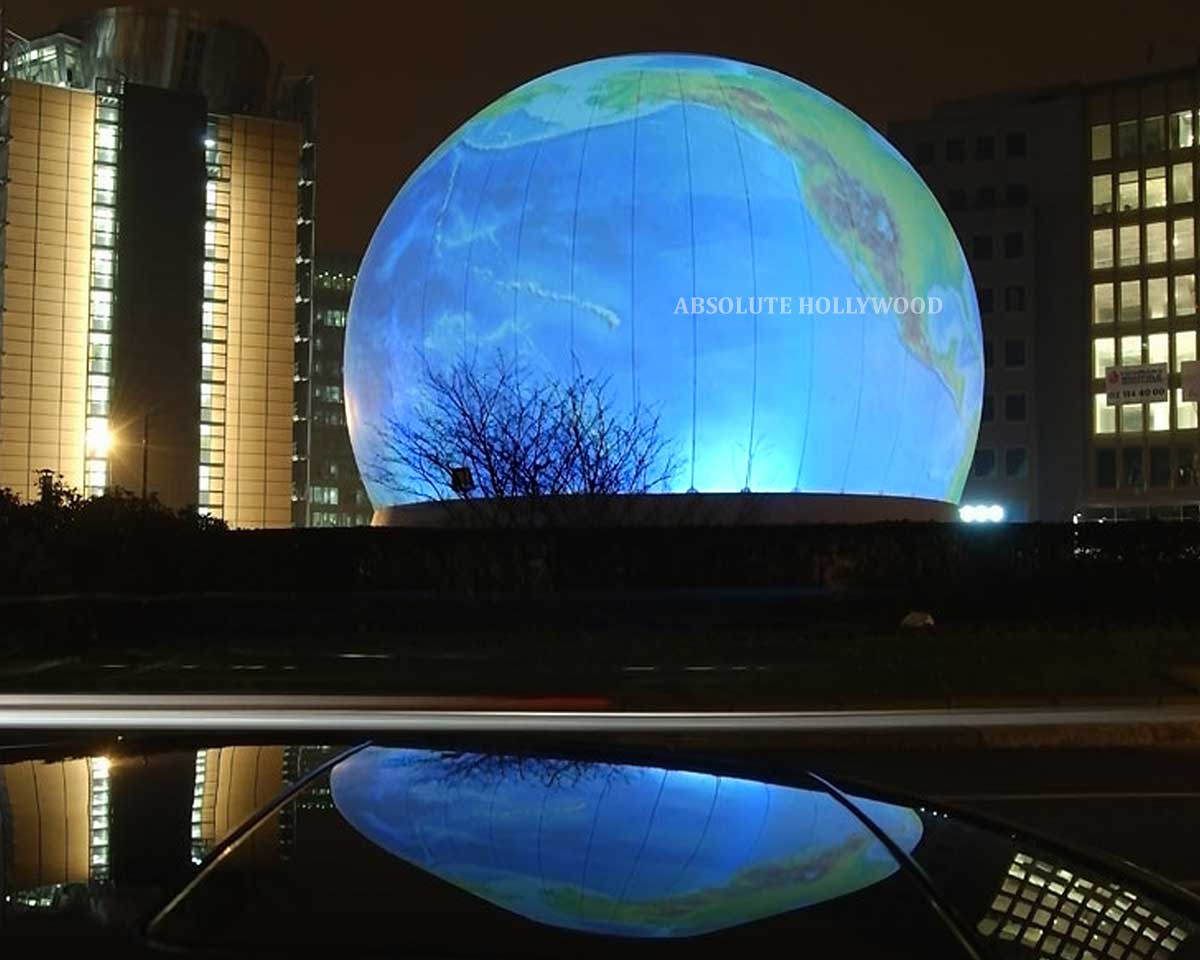 Dome 360 Projection Screen