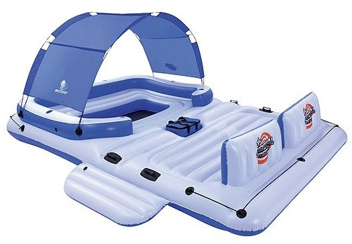 Bestway inflatable Tropical Breeze Floating Island