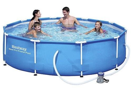 Bestway 10ft Steel Pro Frame Swimming Pool