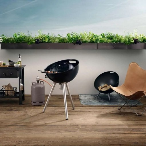 Eva Solo - Tilted FireGlobe Gas Barbeque Grill