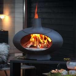Morso Forno Outdoor Cast Iron Outdoor Oven