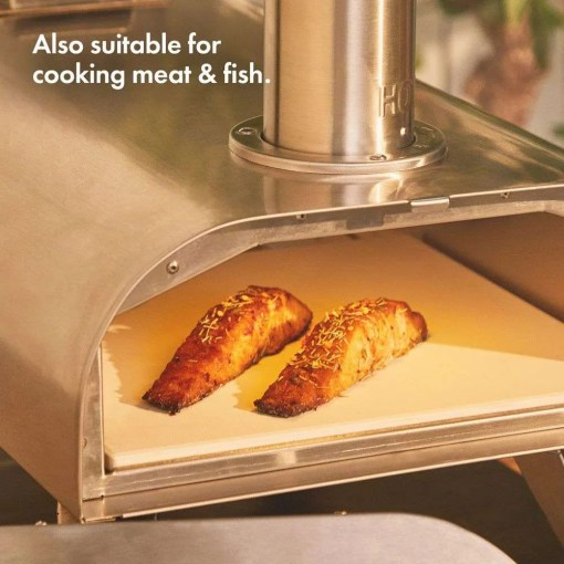 VonHaus Tabletop Pizza Oven - Pizza Ready In 15 Minutes