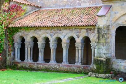 Claustro Colegiata Santillana del Mar (Cantabria) (2)