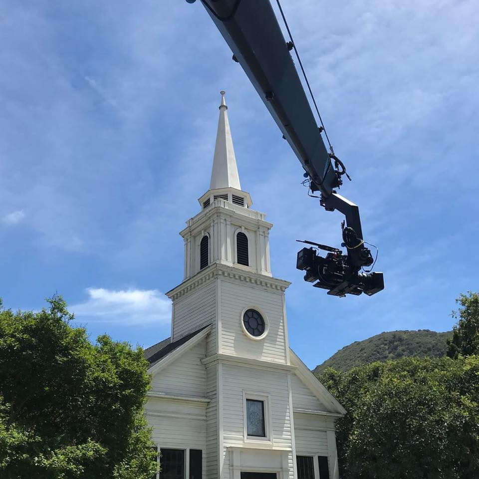 Jimmy Jib Warner Church