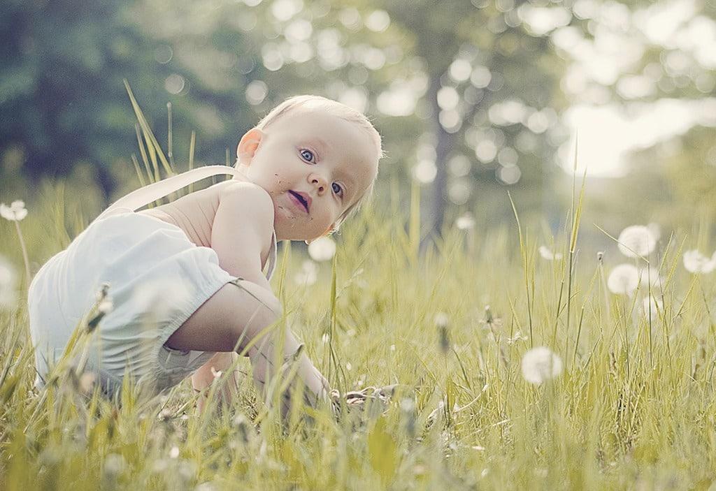 Baby skincare