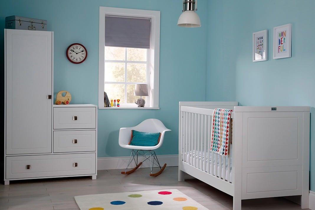Soho Room set Silver Cross nursery furniture