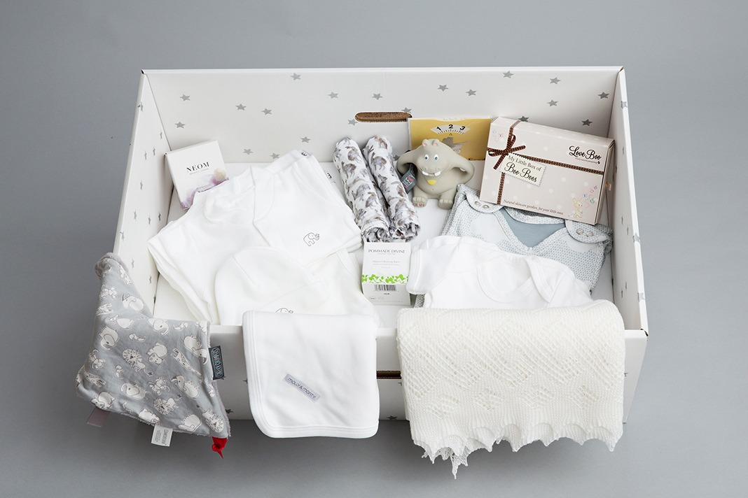 baby boxes in the UK
