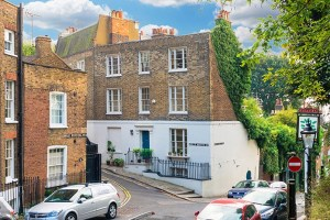 Jamie Oliver's House in Hampstead for sale