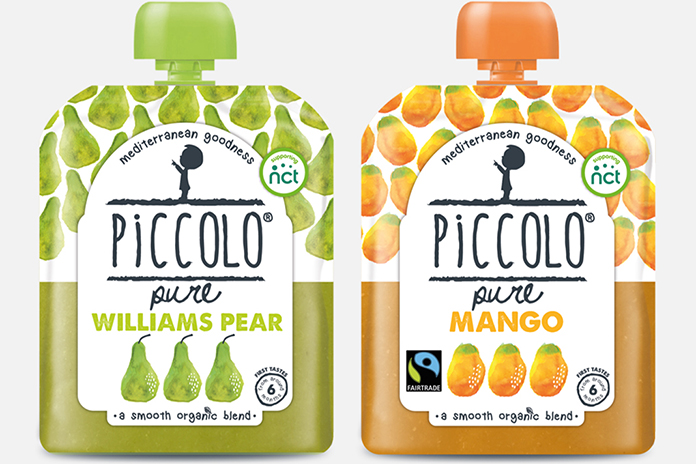 Piccolo Pure weaning purees 2