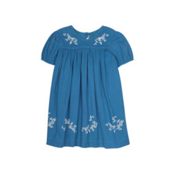 Elsa Dress Blue £186; bonpoint.com