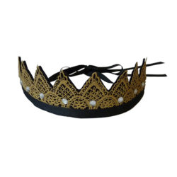 Lace Crown £29; littlecircle.co.uk