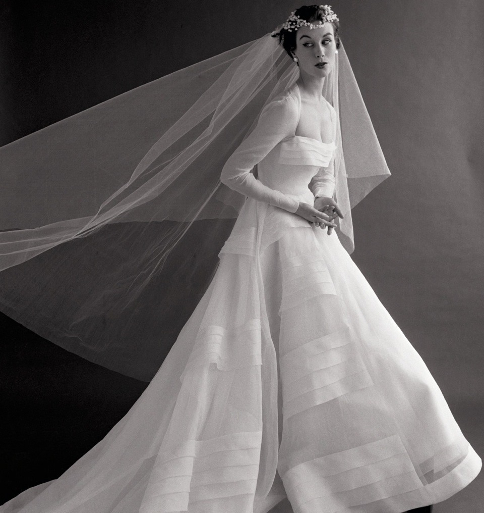 The Story Of The White Wedding Dress