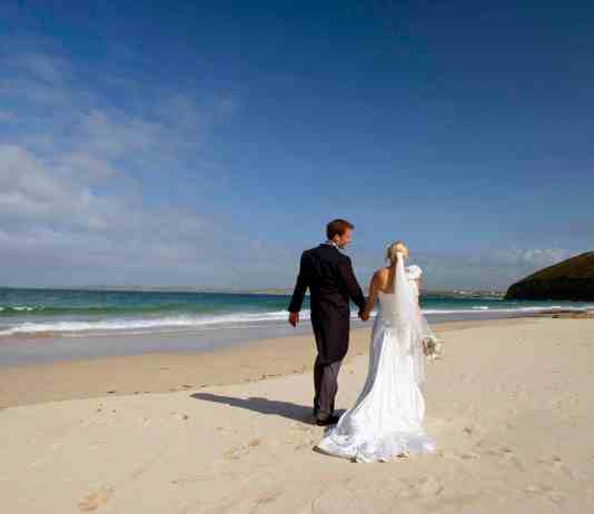 Great British beach wedding venues
