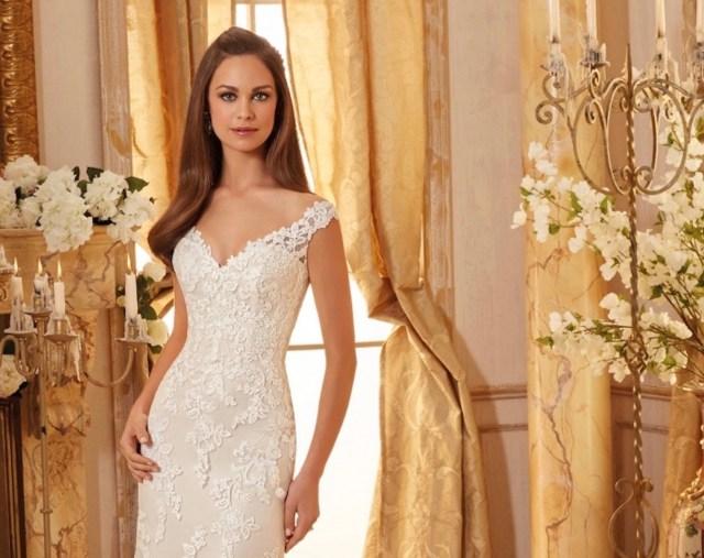 Mori Lee Sussex 5471 Texas Wedding Dress