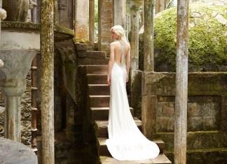 Bridal trend: Pure line