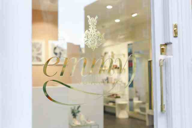 Emmy London mother of the bride styling event for top-to-toe elegance
