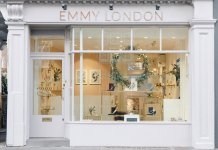 Emmy London opens flagship store in Chelsea's wedding quarter