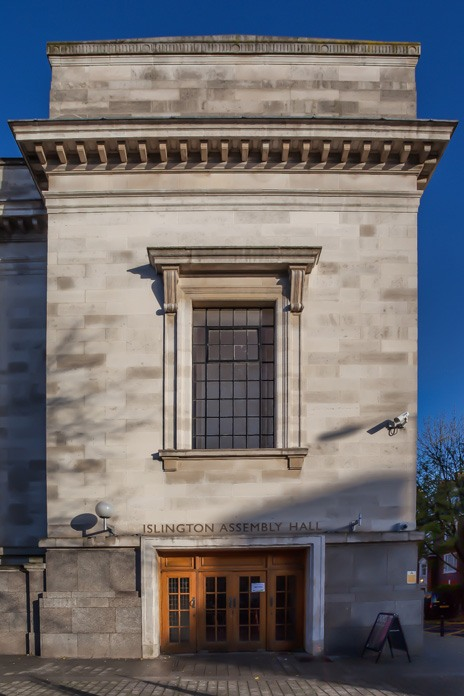 Venue spotlight: Celebrate your wedding in style at Art Deco landmark Islington Assembly Hall
