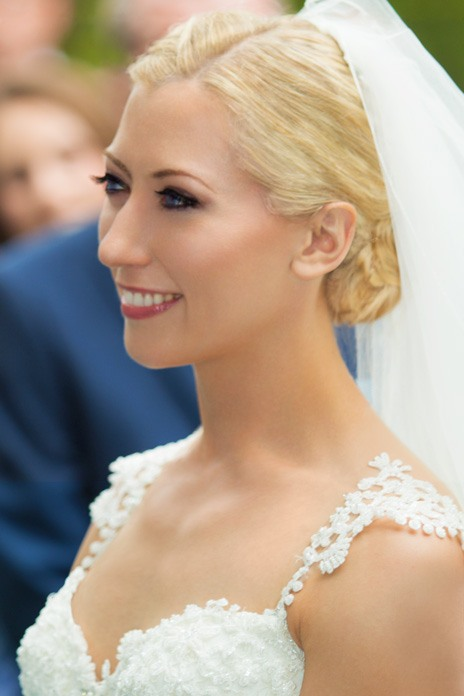 Lights, camera, action: Wedding makeup for camera-ready brides