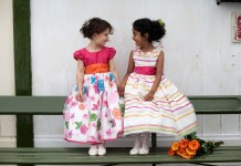 Bridesmaid dresses for perfect party princesses