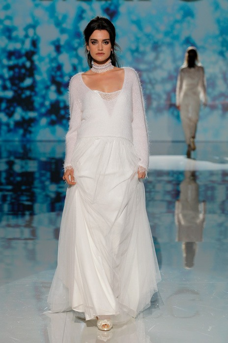 15 fabulous gowns from Barcelona Bridal Fashion Week 2017