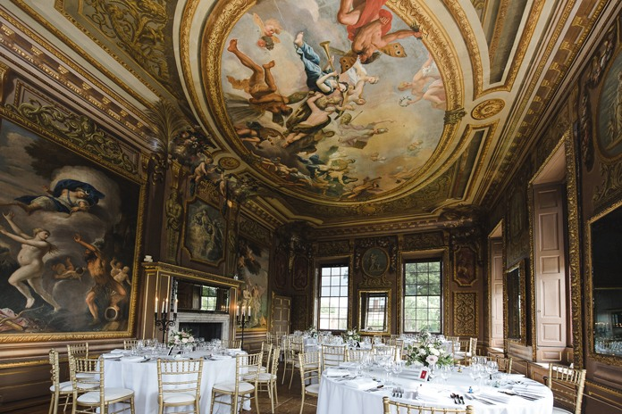 Celebrate your wedding in palatial style at Hampton Court Palace