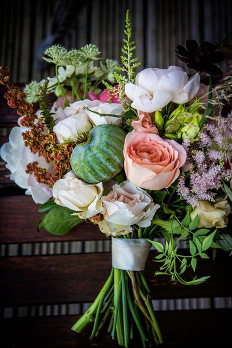 Guest columnist: Florist Sarah Loughrey-Jennings on choosing your bouquet