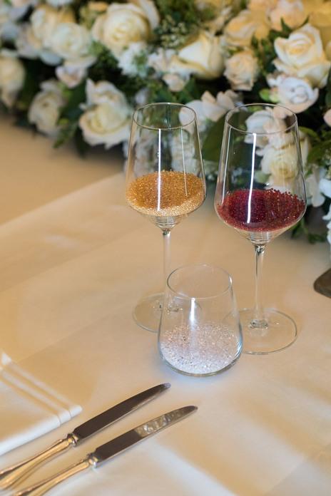 Creative inspiration for brides at Corrigan's Mayfair wedding showcase