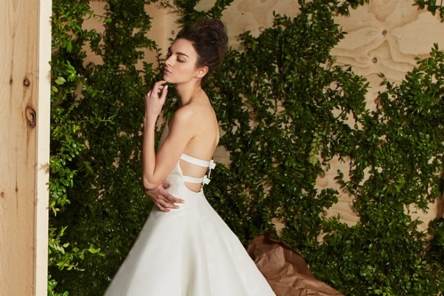 The Wedding Club sample sale offers fantastic savings on designer gowns
