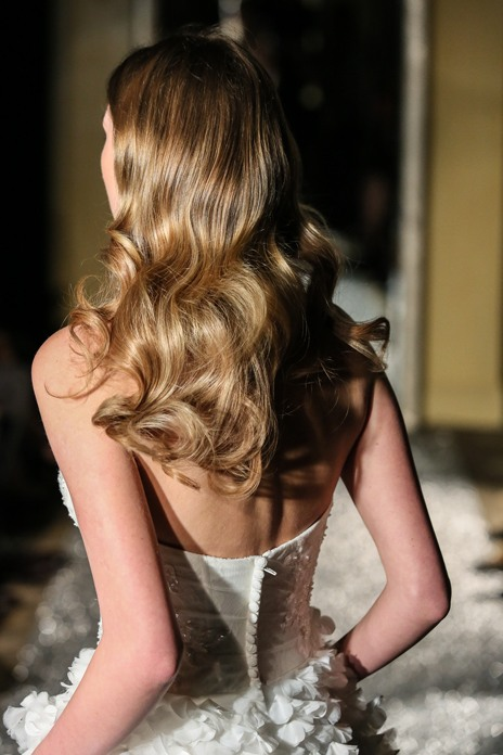 Terrific Wedding Hair Embrace The New Wave And Wear It Long Natural Hairstyles Runnerswayorg