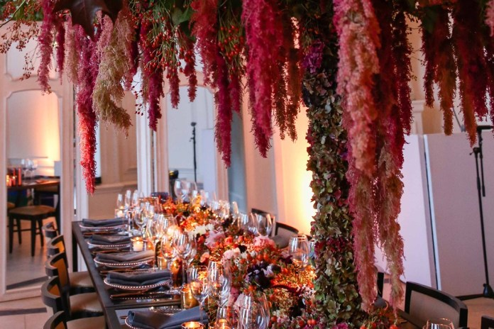 Creative floral ideas for a harvest wedding from Wild at Heart