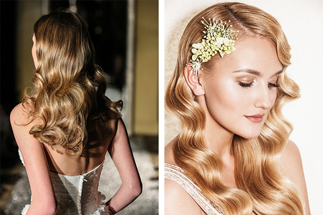 Sensational Wedding Hair Embrace The New Wave And Wear It Long Natural Hairstyles Runnerswayorg