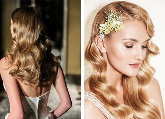 Wedding hair: embrace the new wave and wear it long