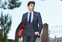 Suits you: tips for choosing grooms attire from Richard Thompson
