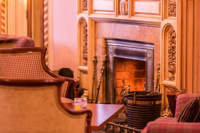 Palace on the Lough: A party weekend at Culloden Estate & Spa
